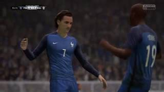 Griezmann the flying frenchman (Fifa 18)