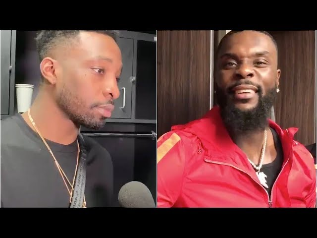 Jeff Green claims Lance Stephenson stepped on his foot for the crossover, Lance reacts