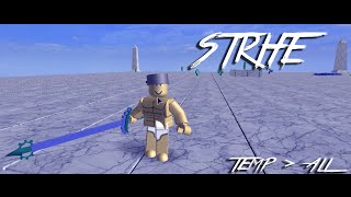 [ROBLOX] Strife: Temp beats all (Frag Montage)