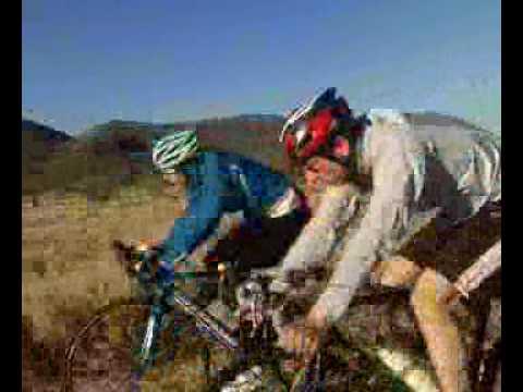 Trizon: Entrenamiento de bicicleta / Ruta a mina Nico