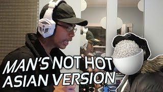 MANS KNOWS MATH (BIG SHAQ - Man's Not Hot Asian Parody)