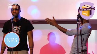 "Omar Holmon & Anthony Ragler - ""Open Letter to Black People in Horror Movies"""