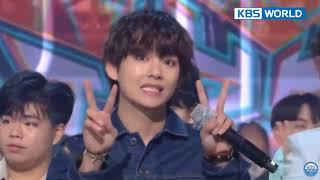 180601 BTS (방탄소년단) - 'FAKE LOVE' Win NO.1 + ENCORE STAGE @ Music Bank
