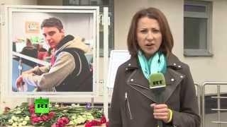 Родные и коллеги Андрея Стенина не могут поверить в его гибель