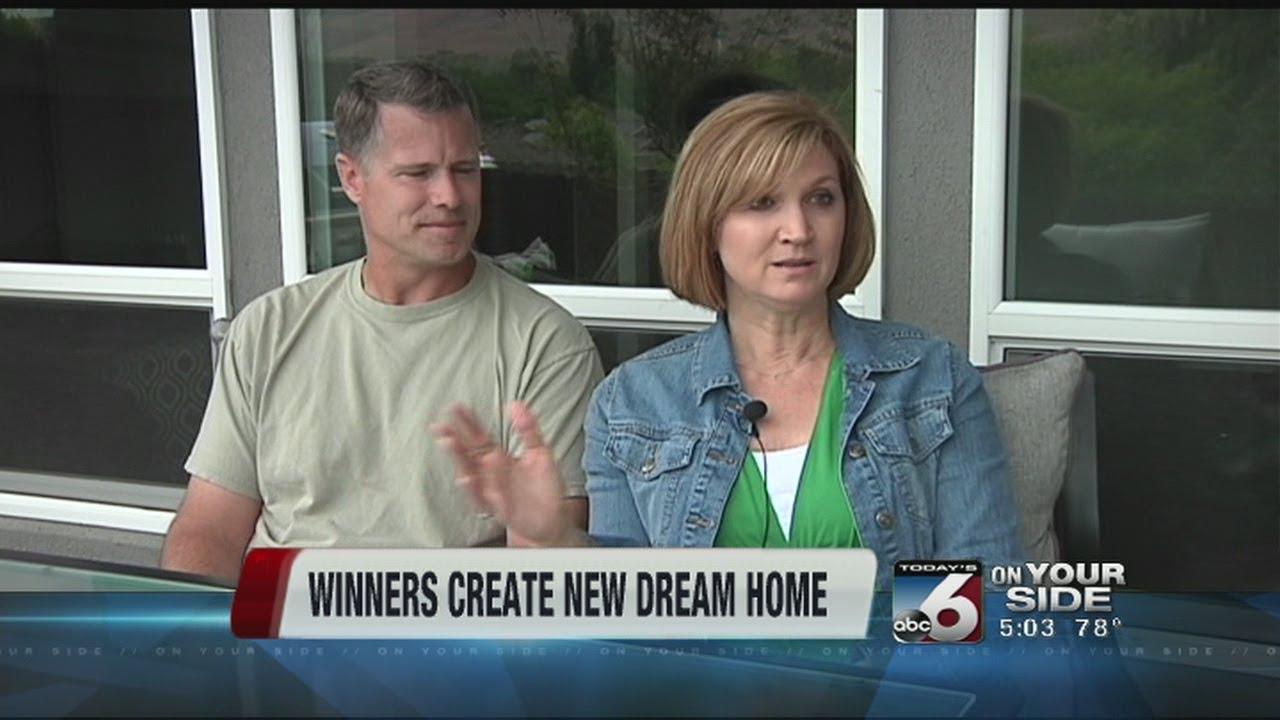 hgtv dream home winners create boise dream home youtube. Black Bedroom Furniture Sets. Home Design Ideas