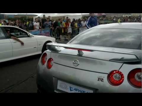 cardiocar drag racing...GT-R