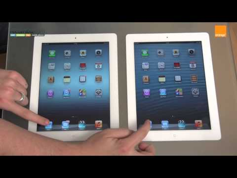 Apple iPad 3 VS Apple iPad 4