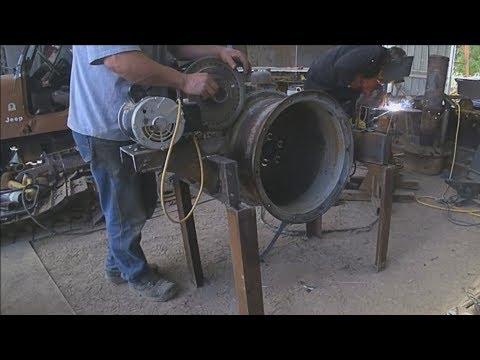 Building a Better Ball Mill