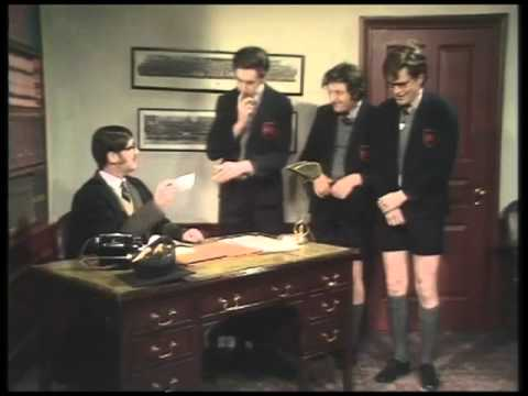 Monty Python - Schoolboys Life Assurance Company and How To Do It
