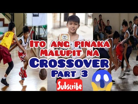 Killer Crossover ni Kalye Irving ( Part 3 )