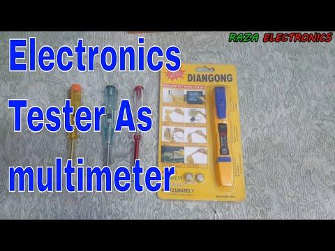 how to test electrical coponant – FJM ECOM