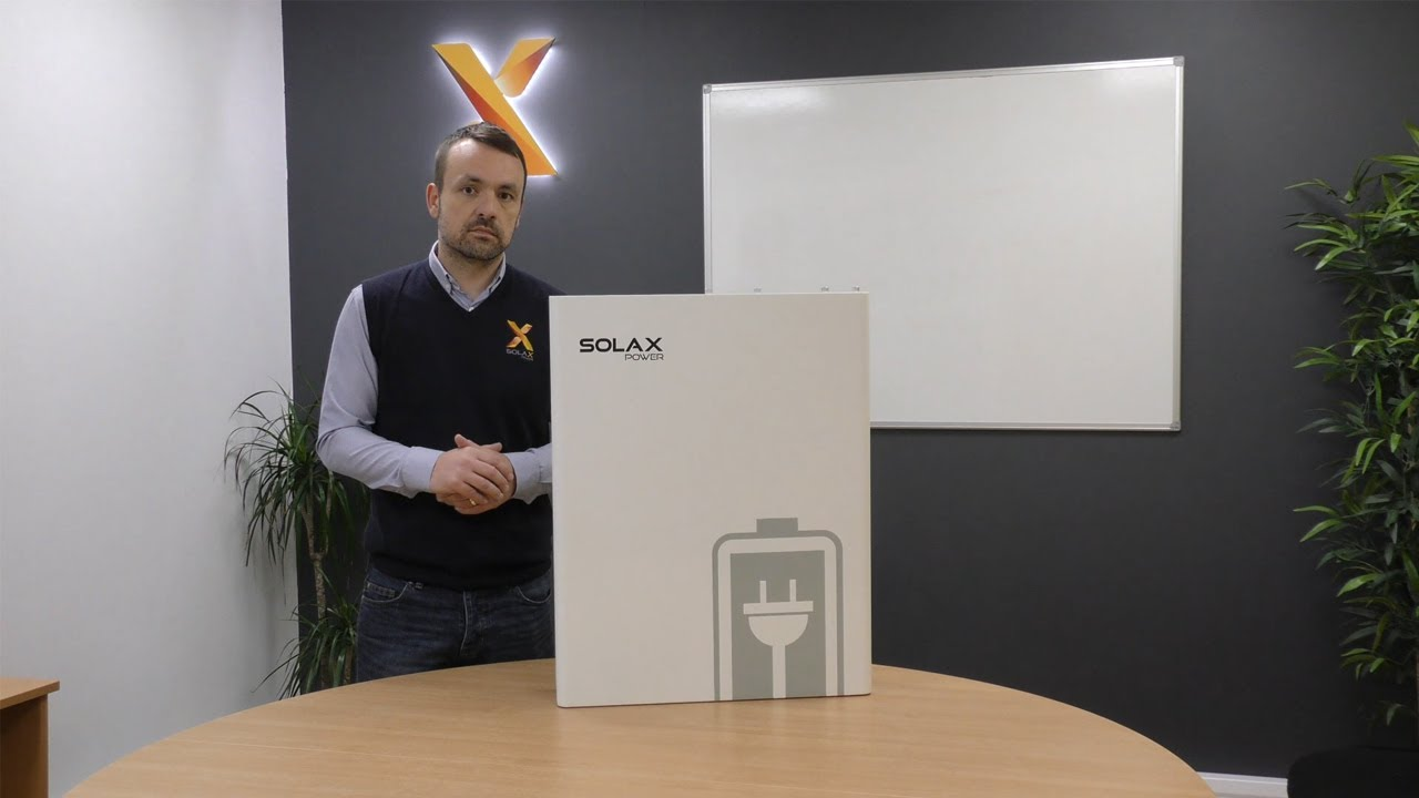 An Introduction To The New SolaX Battery