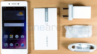 OPPO Neo 7 4G White, 16 GB Unboxing