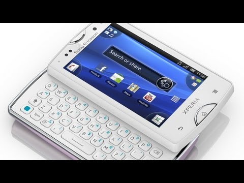 Sony Ericsson Neo and Pro in the First Test