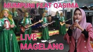 Download lagu Ustadzah mumpuni  Feat Qasima 👍🏻👍🏻👍🏻LIVE IN MAGELANG terbaru 2020