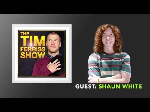 Shaun White Interview (Full Episode) | The Tim Ferriss Show (Podcast)