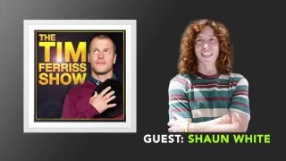 Shaun White Interview (Full Episode) | The Tim Ferriss Show (Podcast)