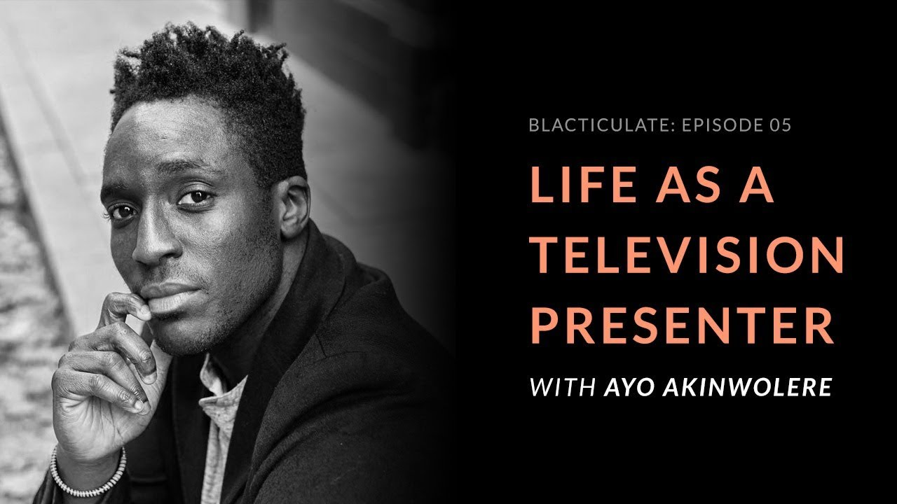 Ayo Akinwolere was the guest on Episode 05 of 'Blackticulate'. (Image Credit: YouTube)