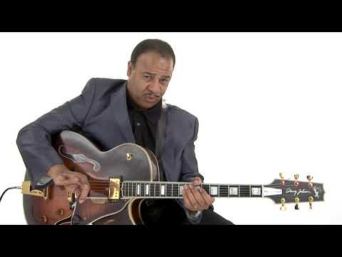 Jazz Guitar Lesson - Swing Blues Breakdown - Henry Johnson
