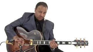 Jazz Guitar Lesson - Swing Blu…