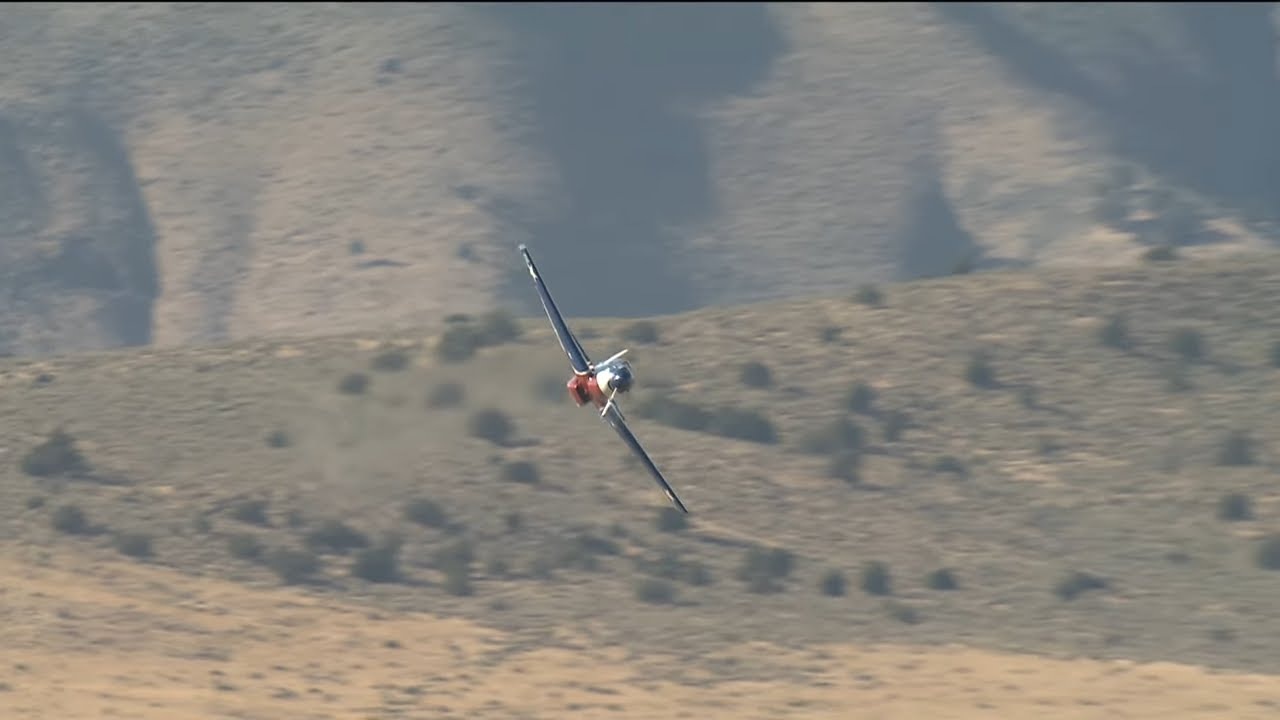 STIHL National Championship Air Races: Gold Race Unlimited