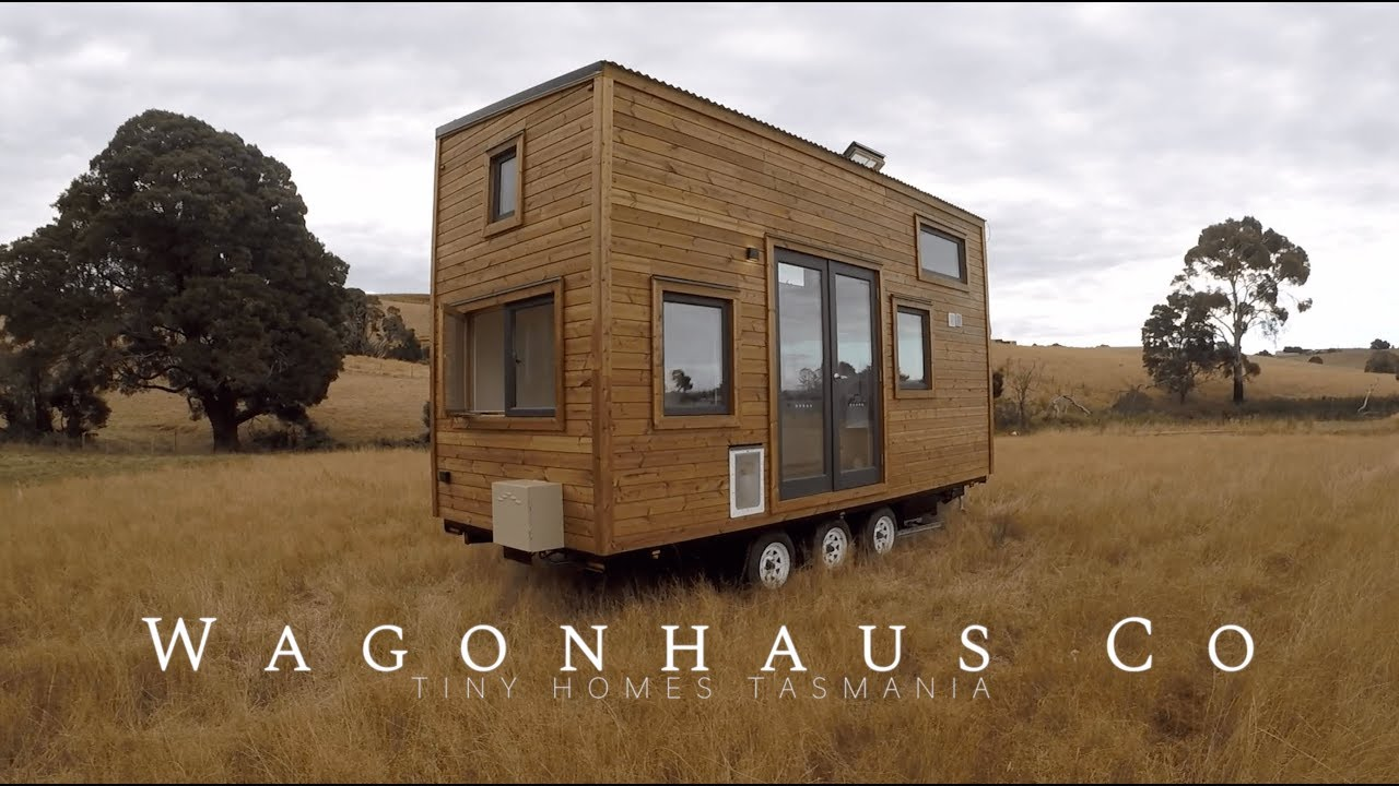 Weekender: Forthside sisters hitch their wagon to tiny house trend