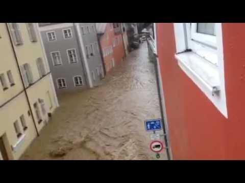 Hochwasser in Tann 2016, Landkreis Rottal-Inn - pnp.de