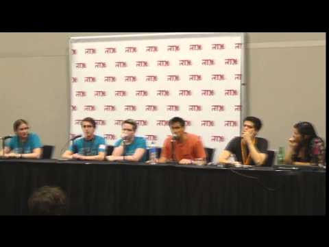 Rooster Teeth RTX 2015 Intern Panel with Joel