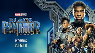 Black Panther official trailer. |HD| The Marvel Studio