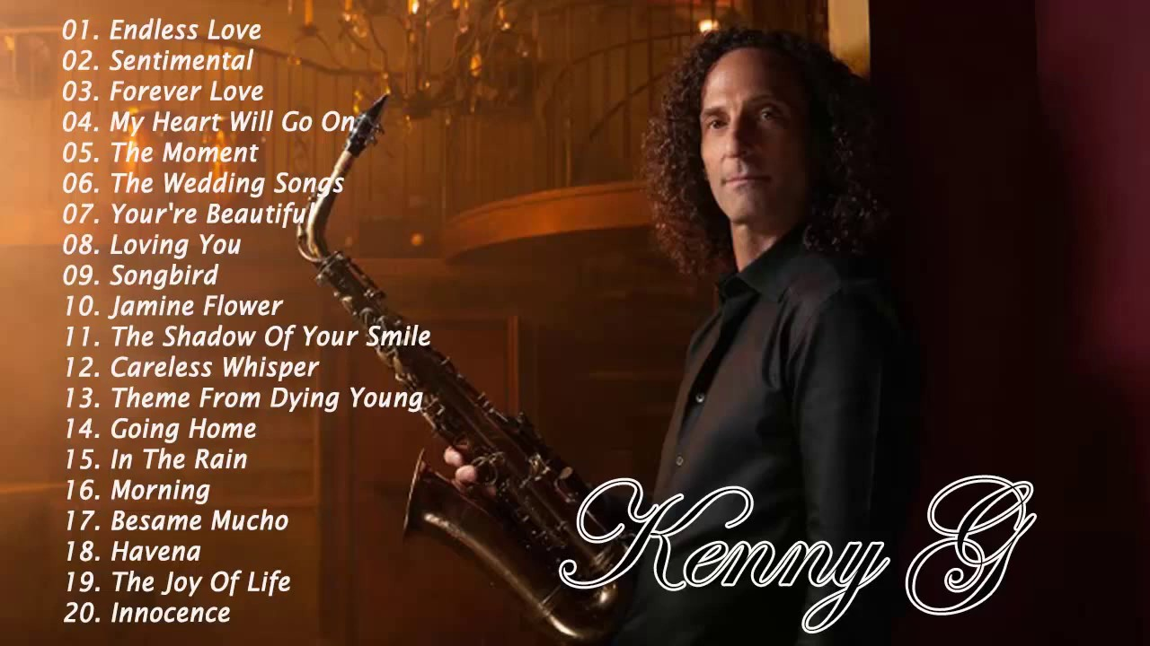 Kenny G on Apple Music