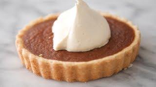 Chai Spiced Pumpkin Pie  Byron Talbott