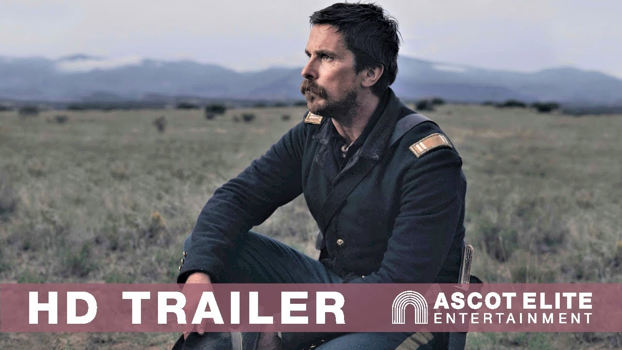 HOSTILES Trailer Deutsch