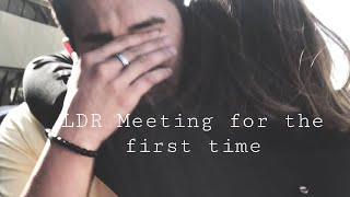 LDR meeting for the first time