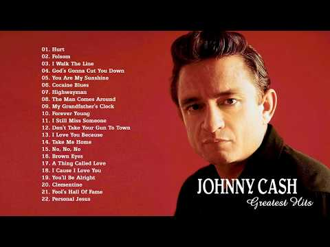 Johnny Cash greatest hits - The best of Johnny Cash
