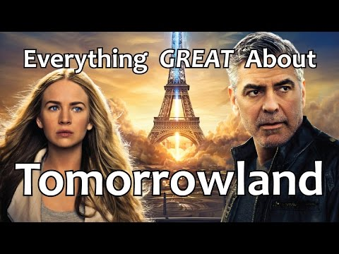 Everything GREAT About Tomorrowland!