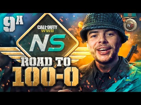 Road to 100-0! - Ep. 9A - The Million Dollar Idea (Call of Duty:WW2 Gamebattles)