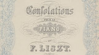 Great Adagios: Liszt Consolation No. 3 in D Flat Major S.172