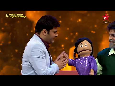 The Great Indian Laughter Challenge   Anna Interviews Kapil Sharma
