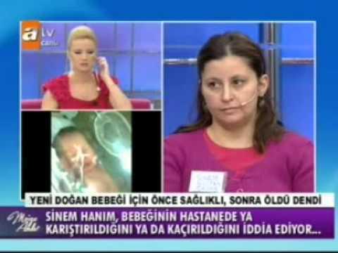 Denizlide Bebek Skandalı Müge Anlı 05.01.2012 -1-