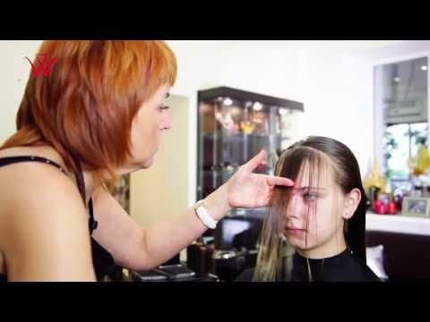 Как сделать омбре на темные волосы в домашних условиях