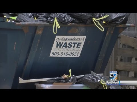 Local communities asked to find new trash services
