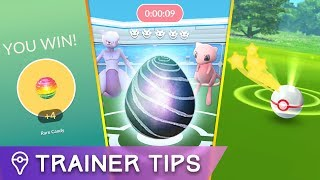 LEGENDARY POKÉMON COUNTERS - HOW TO BEAT LEGENDARIES IN POKÉMON GO