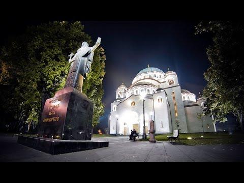 Church of Saint Sava - largest Orthodox churches in the world