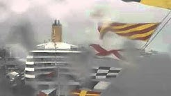 "P&O Cruises - Arcadia timelapse webcam ""Grand Event"""