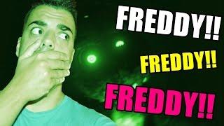 JUGANDO AL JUEGO DE LAS ESCONDIDAS CON FREDDY | The Joy of Creation: Reborn - TJOCR: fnaf fan game
