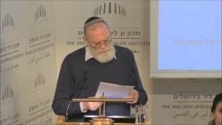 אברהם יהושע השל | הגות ודרך במבחן הזמן | חוויה דתית כרעיון מכליל | פרופ' אפרים מאיר