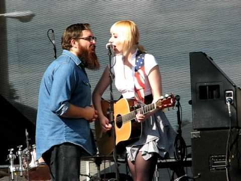 Is This Love? ~ Jessica Lea Mayfield & David Mayfield