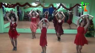 Латина Solo танец