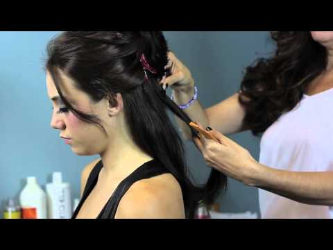 Removing the Bulk From Thick & Curly Hair : Dress Your Tresses