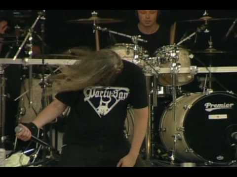 Hail Of Bullets- Advancing Once More (live)